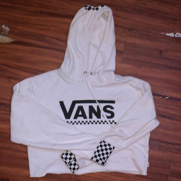 Vans Crop Top Sweatshirt